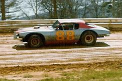 Bobby Goodling Race Car